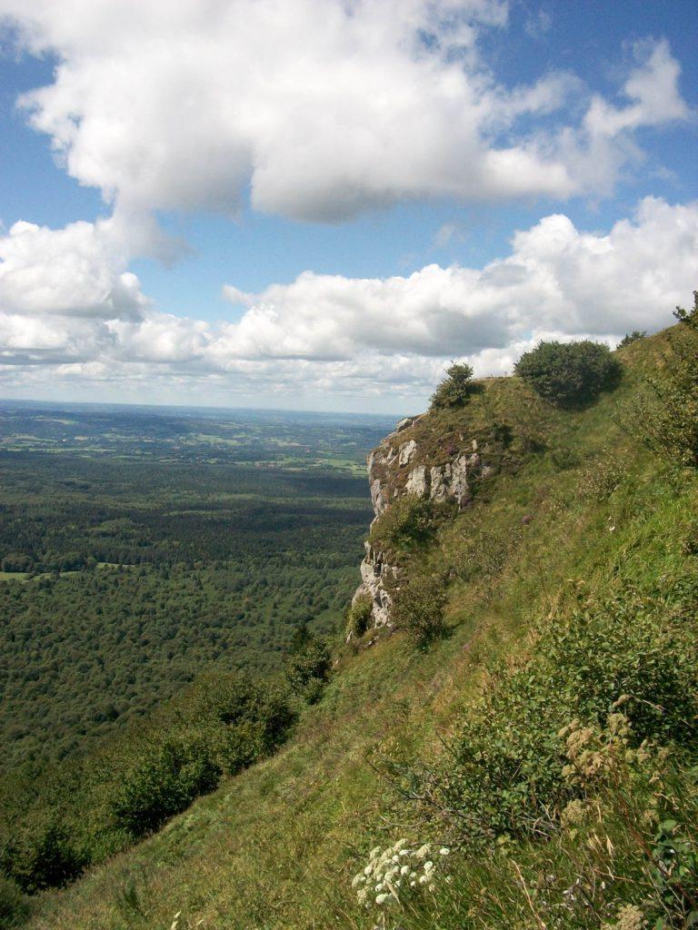Puy de Dôme beklimmen