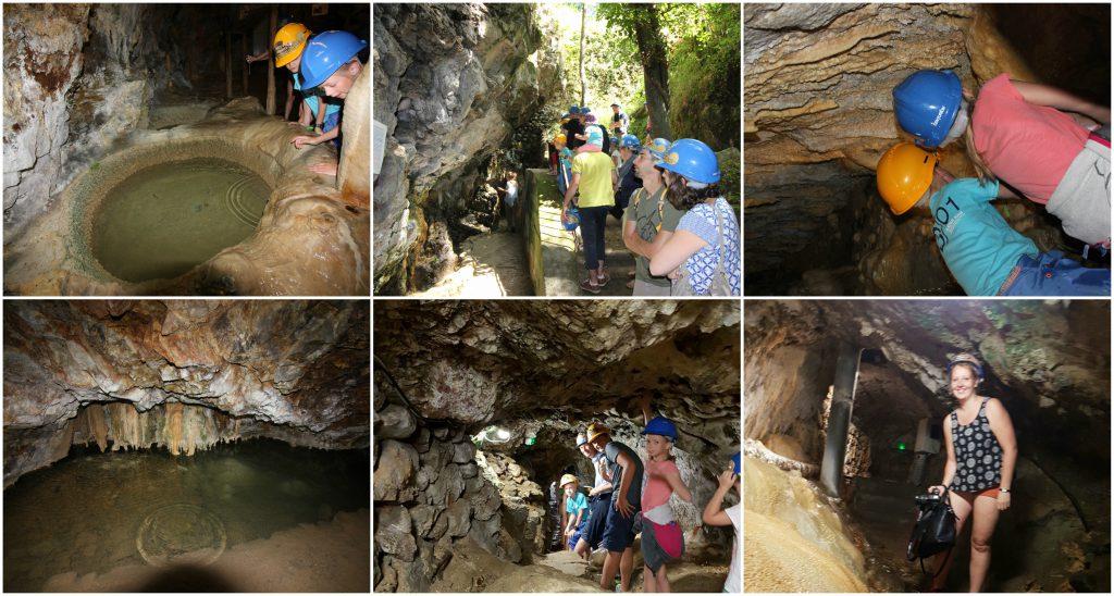 Een bezoekje aan de grotten van Cornadore is zeker aan te bevelen !