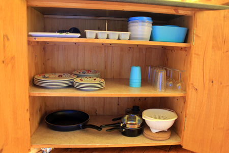 keuken ronde safaritent