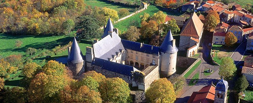 Chateau de Villeneuve Lembron