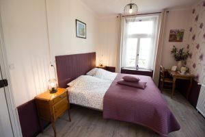 Tweepersoonskamer in de Puy de Dôme